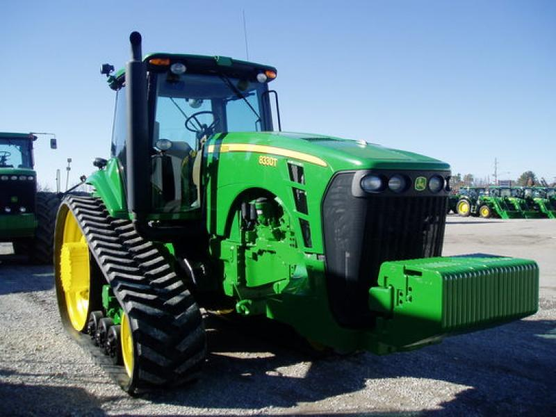2009 John Deere 8330T - Track Tractors | Used Agricultural ...