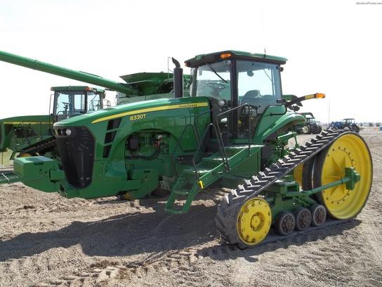 2006 John Deere 8330T Tractors - Row Crop (+100hp) - John ...
