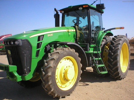 Used Row Crop Tractors - John Deere MachineFinder