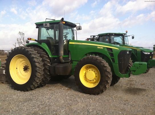 2006 John Deere 8430 Tractors - Row Crop (+100hp) - John ...