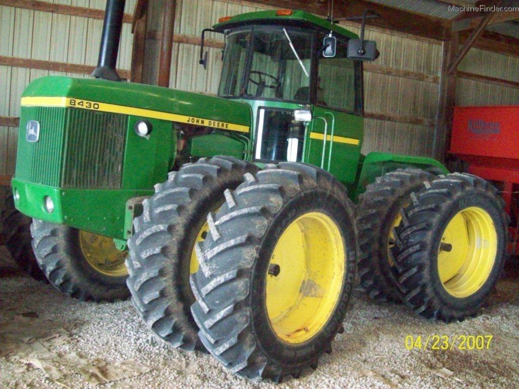 1978 John Deere 8430 Tractors - Articulated 4WD - John ...