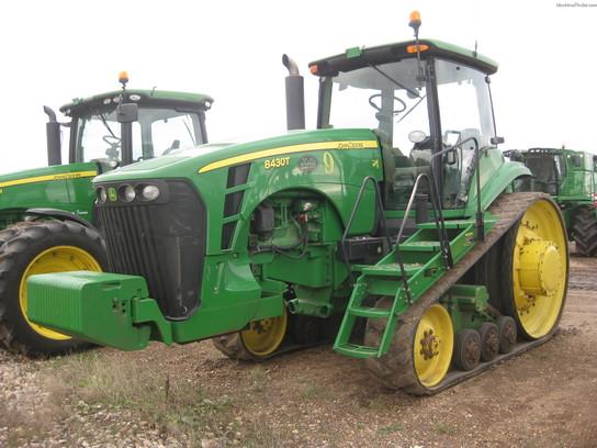 2006 John Deere 8430T Tractors - Row Crop (+100hp) - John ...