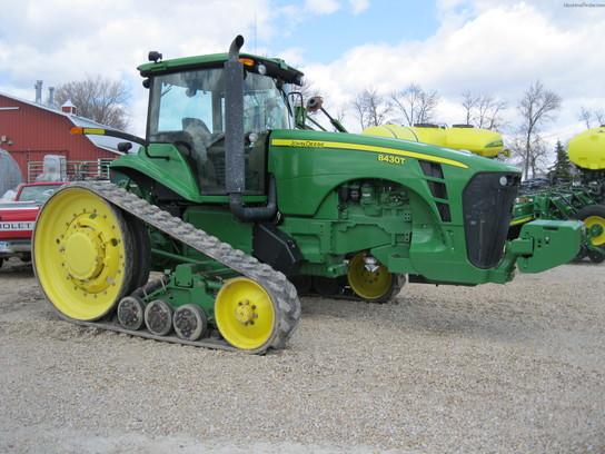 2009 John Deere 8430T Tractors - Row Crop (+100hp) - John ...