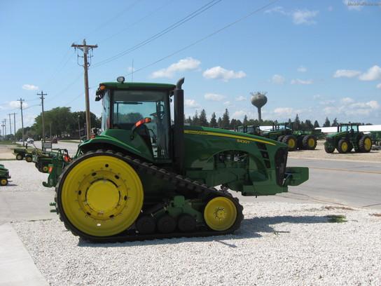 2008 John Deere 8430T Tractors - Row Crop (+100hp) - John ...