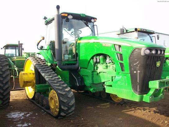 2007 John Deere 8430T Tractors - Row Crop (+100hp) - John ...