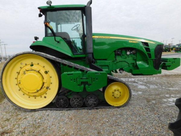 2006 John Deere 8430T Tractor - Monticello, IN | Machinery ...
