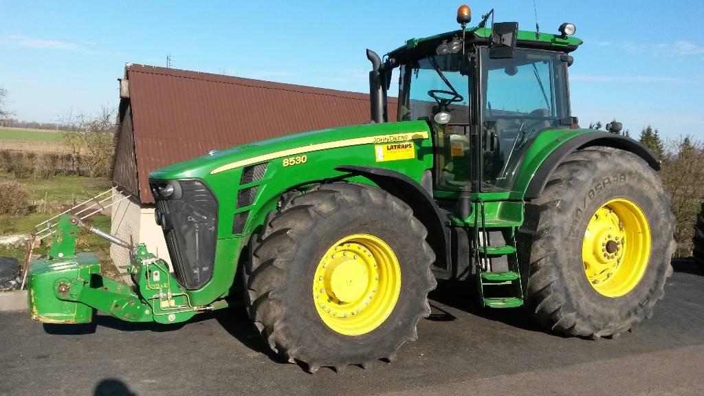 John Deere 8530 - Tractors, Price: £74,231, Year of ...