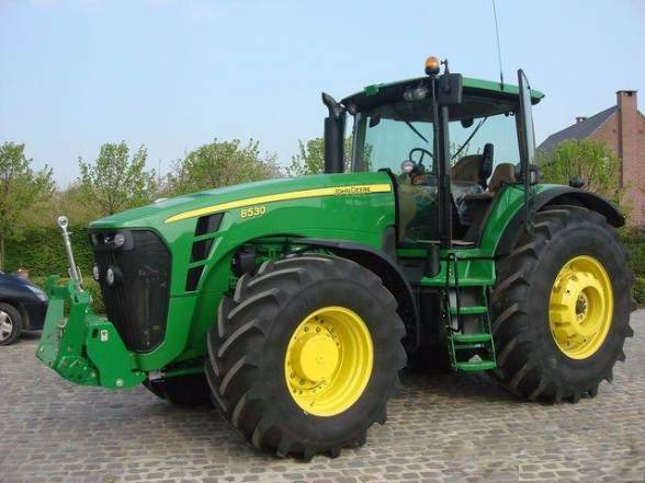 Used John Deere 8530 tractors Year: 2009 for sale - Mascus USA