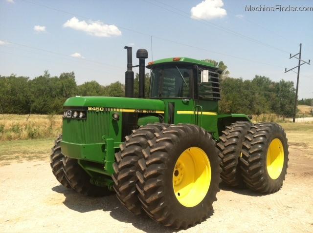 1984 John Deere 8450 Tractors - Articulated 4WD - John ...