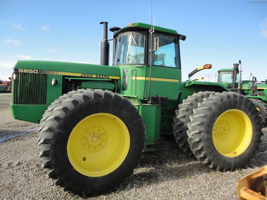 1984 John Deere 8650 Tractors - Articulated 4WD - John ...