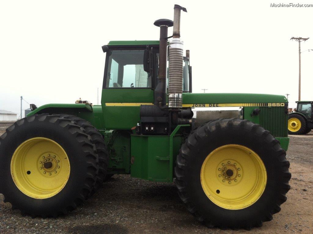 1982 John Deere 8650 Tractors - Articulated 4WD - John ...