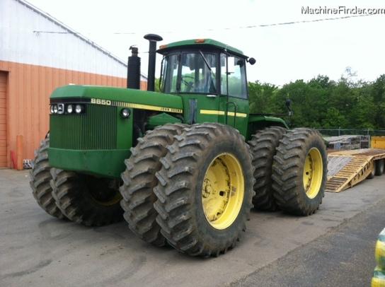 1985 John Deere 8650 Tractors - Articulated 4WD - John ...