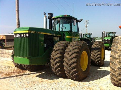1985 John Deere 8850 Tractors - Articulated 4WD - John ...