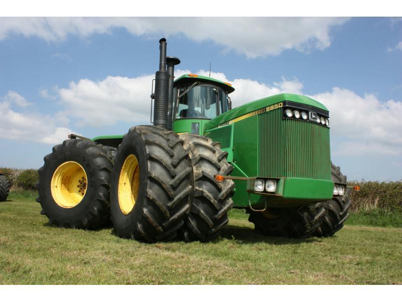 1984 JOHN DEERE 8850 | Southmoor Farm Machinery