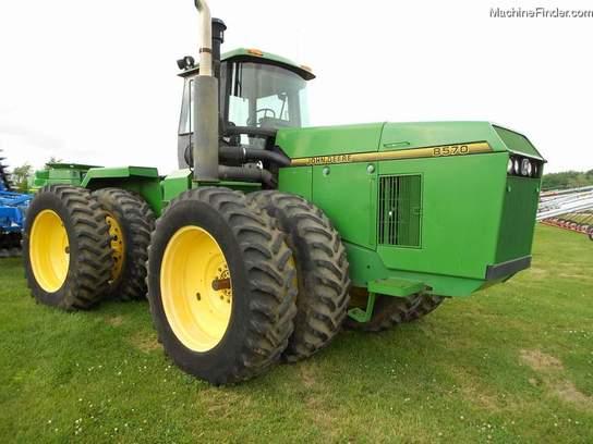1996 John Deere 8570 Tractors - Articulated 4WD - John ...