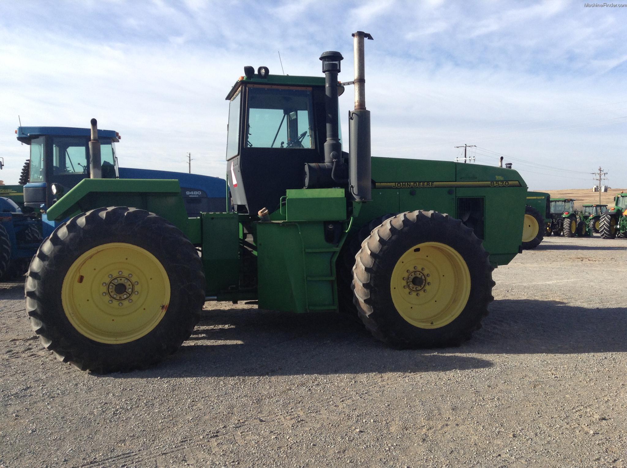 1994 John Deere 8570 Tractors - Articulated 4WD - John ...