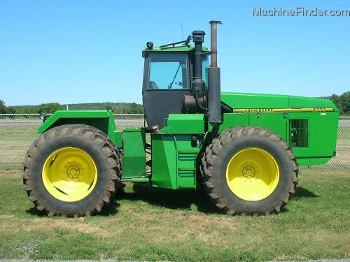 John Deere 8770 Tractors - Articulated 4WD - John Deere ...