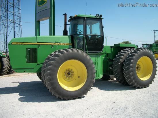 1994 John Deere 8770 Tractors - Articulated 4WD - John ...