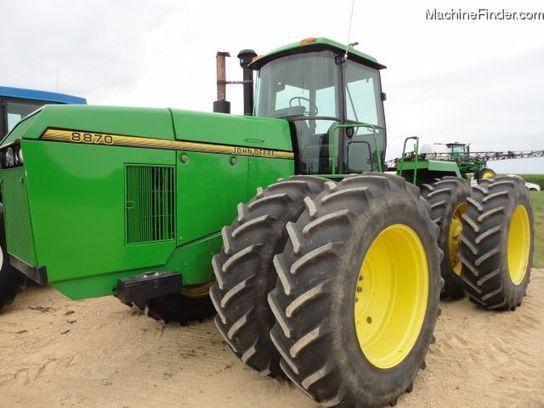 1994 John Deere 8870 Tractors - Articulated 4WD - John ...