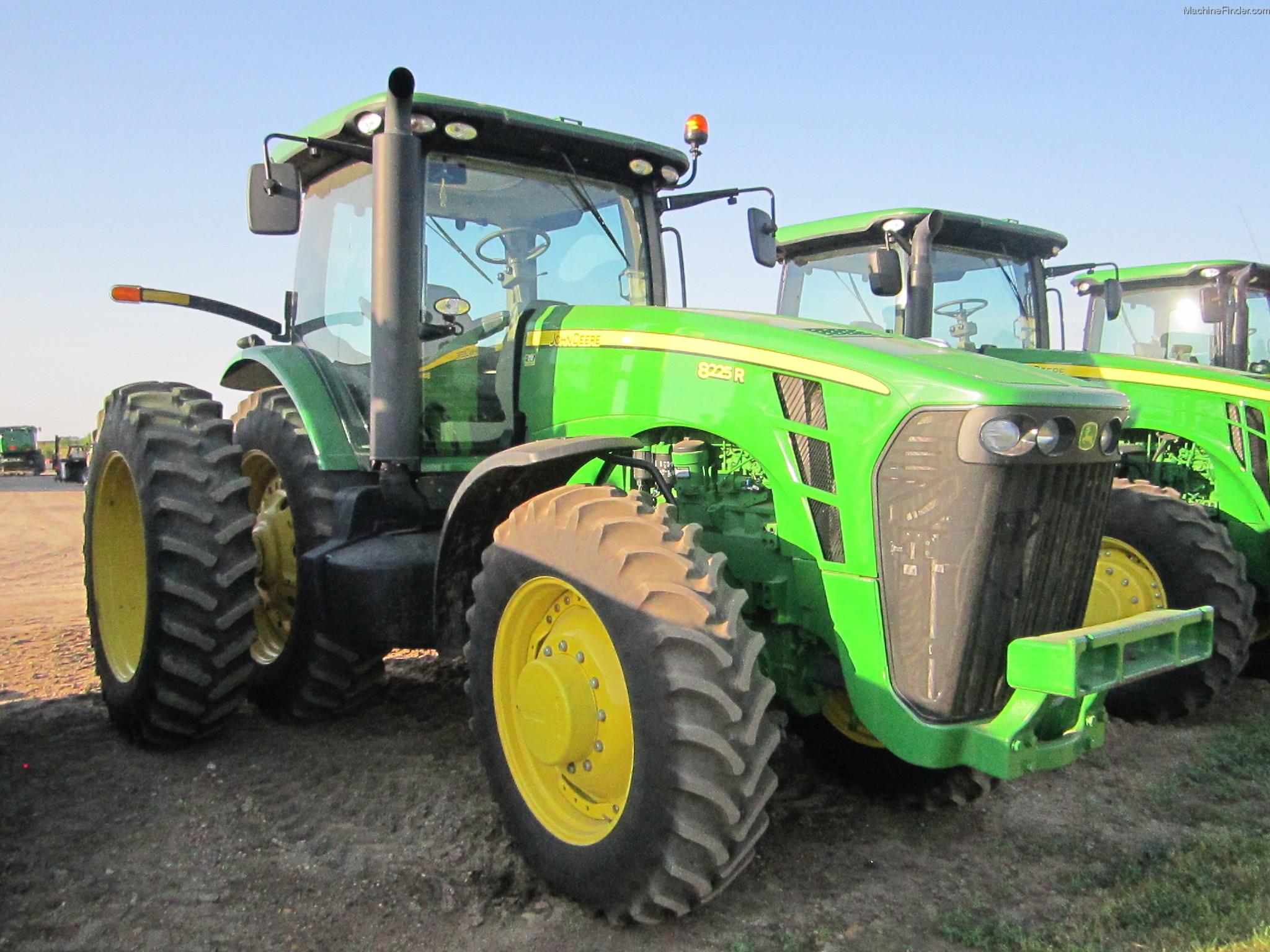 2010 John Deere 8225R Tractors - Row Crop (+100hp) - John ...