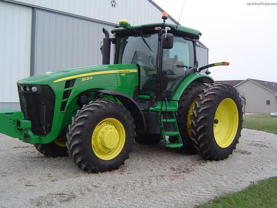 2009 John Deere 8225R Tractors - Row Crop (+100hp) - John ...