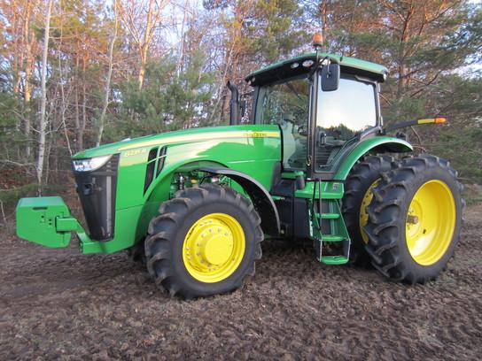 2012 John Deere 8235R Tractors - Row Crop (+100hp) - John ...