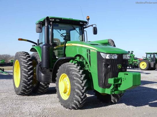 2014 John Deere 8235R Tractors - Row Crop (+100hp) - John ...