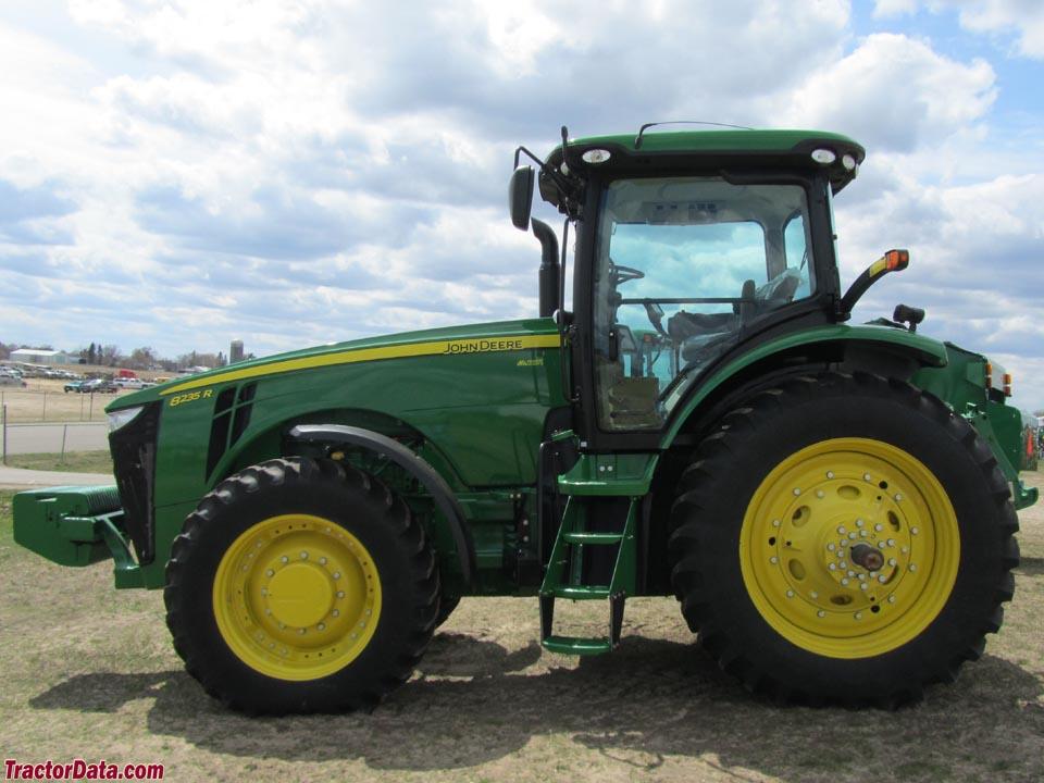 TractorData.com John Deere 8235R tractor photos information
