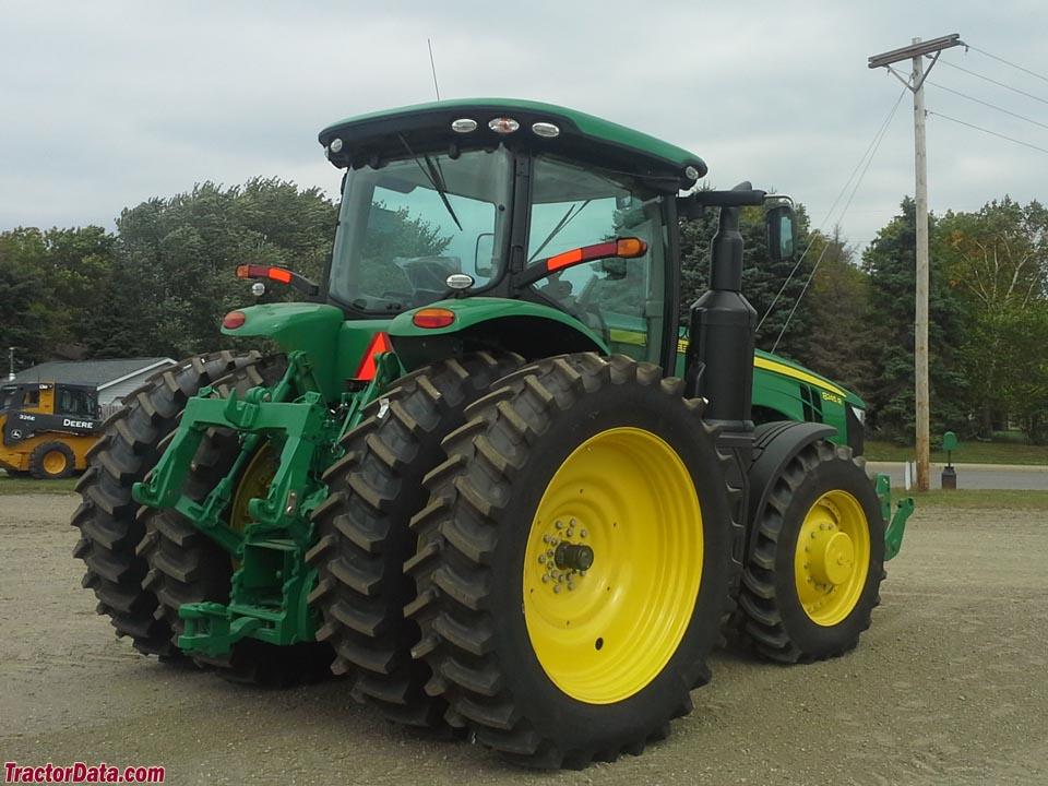 TractorData.com John Deere 8245R tractor photos information