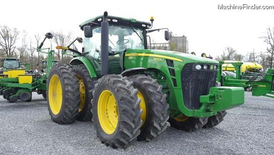 2012 John Deere 8270R Tractors - Row Crop (+100hp) - John ...