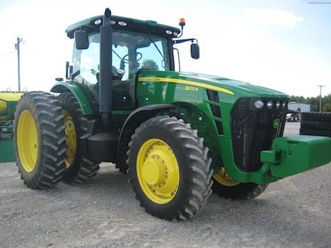 Used John Deere 8270R Row Crop Tractor - John Deere ...