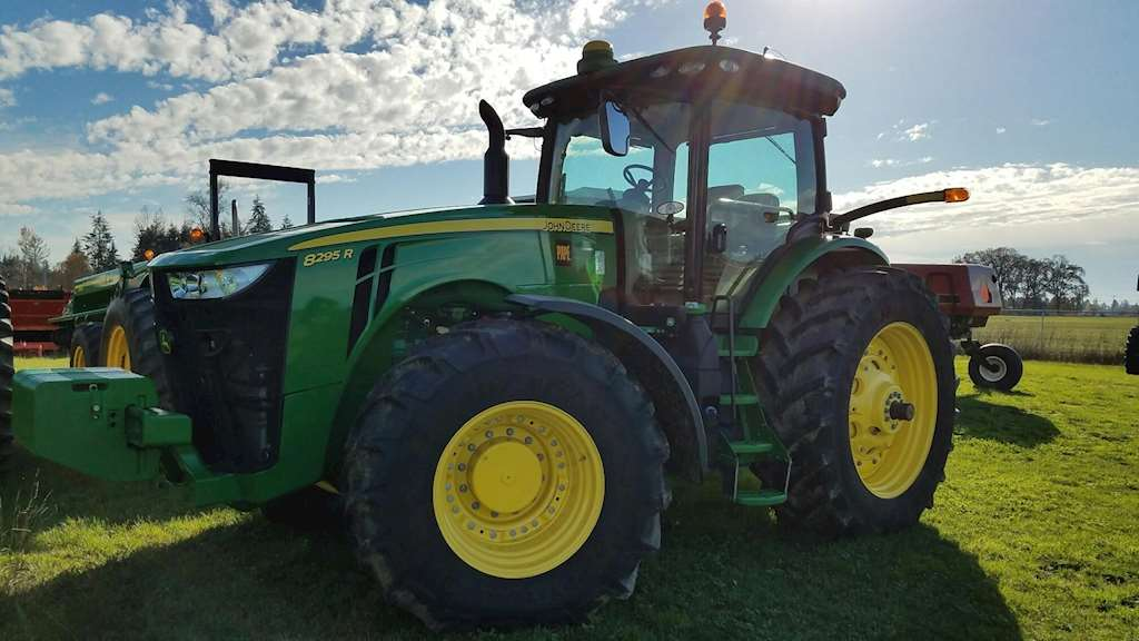 2014 John Deere 8295R Tractors - 175 HP or Greater For ...