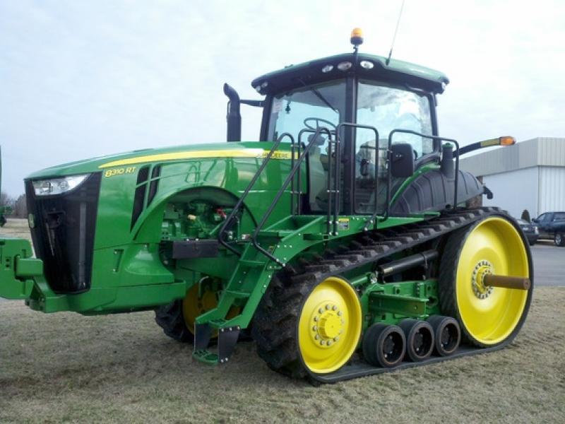 8310RT / 8R/8RT Series / Row Crop Tractors / Tractors ...