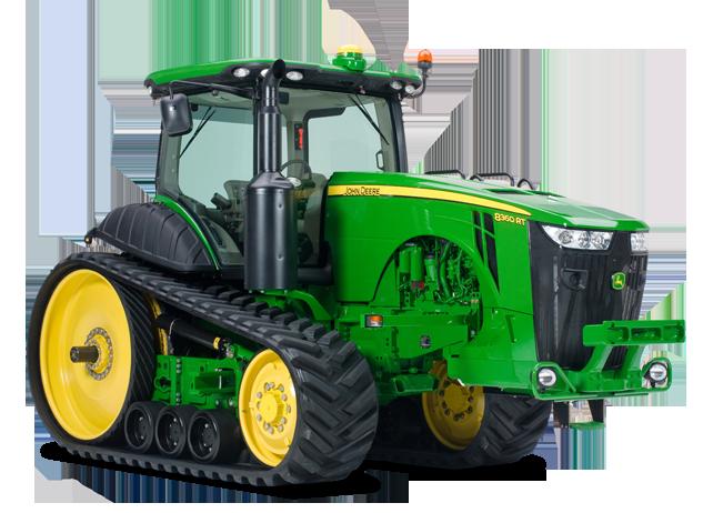 John Deere 8310RT 8R Series Tractors