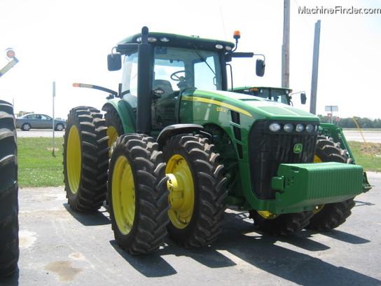 2011 John Deere 8320R Tractors - Row Crop (+100hp) - John ...