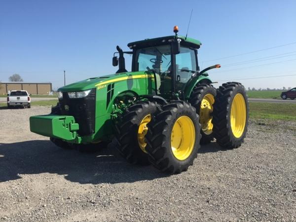 2016 John Deere 8320R Tractor - Charleston, MO | Machinery ...