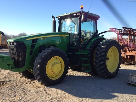 John Deere 8320R Tractors - Row Crop (+100hp) - John Deere ...