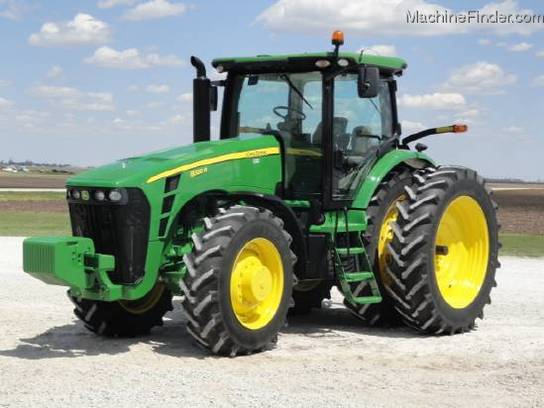 2010 John Deere 8320R Tractors - Row Crop (+100hp) - John ...
