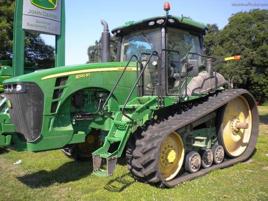 2011 John Deere 8320RT