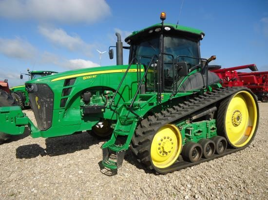 Wisconsin Ag Connection - JOHN DEERE 8320RT Tractors for sale