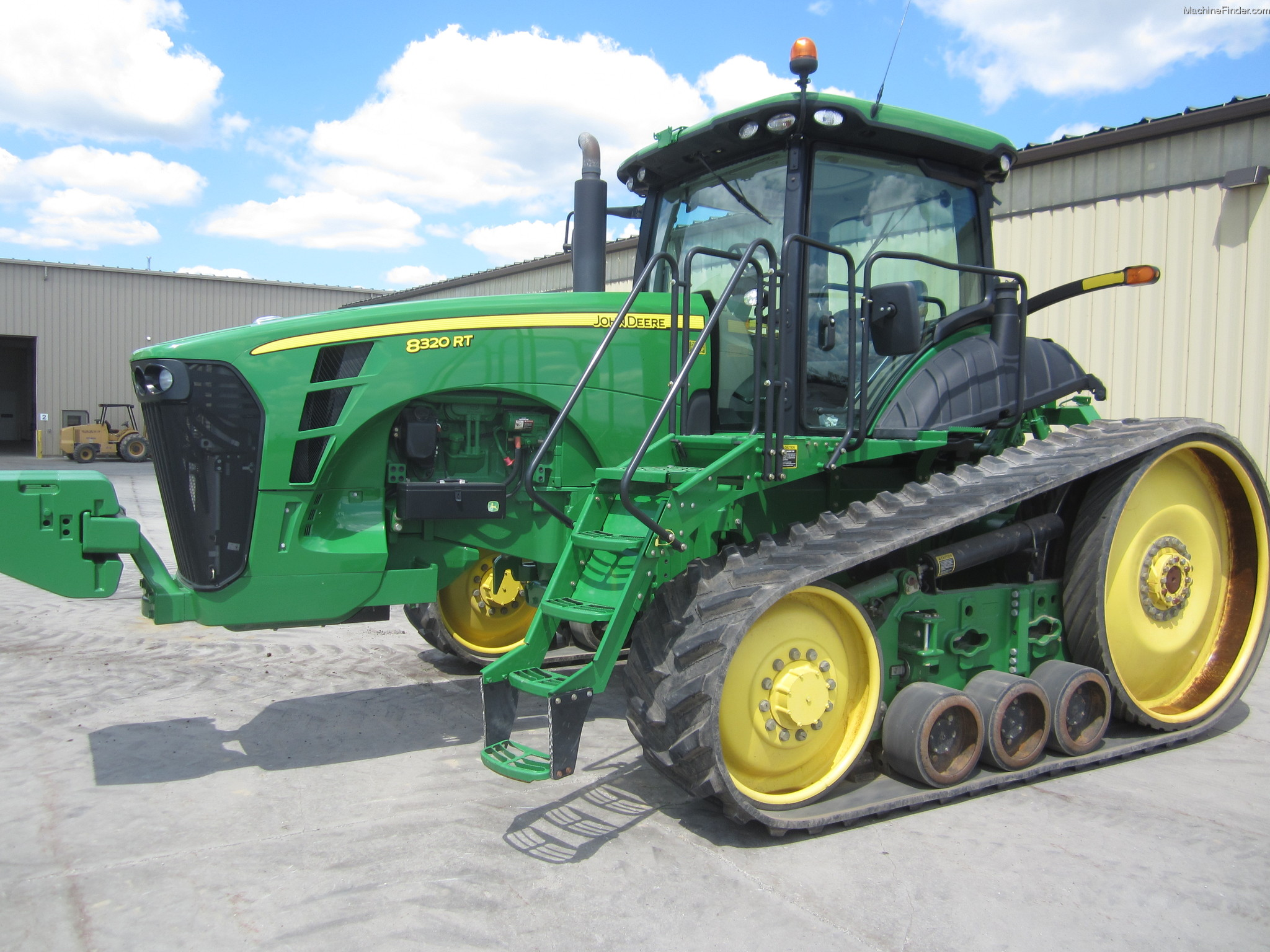 2010 John Deere 8320RT Tractors - Row Crop (+100hp) - John ...