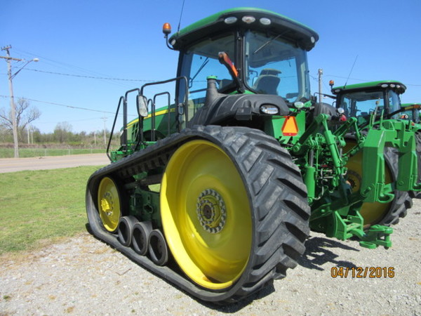 2015 John Deere 8320RT Tractor - Blytheville, AR ...