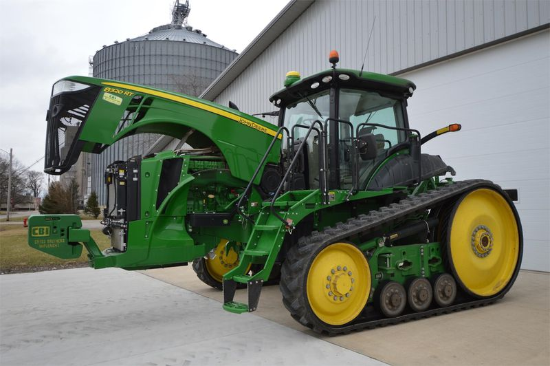 John Deere 8320RT Tractors for Sale | Fastline