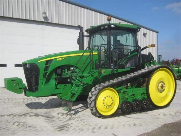 John Deere 8320RT - Year: 2010 - Tractors - ID: 42208980 ...