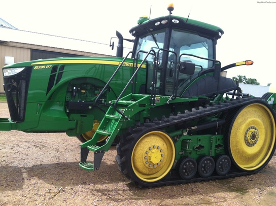2011 John Deere 8335RT Tractors - Row Crop (+100hp) - John ...