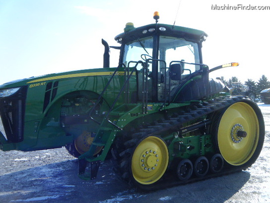 2012 John Deere 8335RT Tractors - Row Crop (+100hp) - John ...