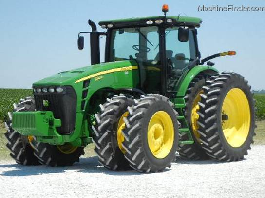 IA - John Deere Tractor 8345r | My Great Aunt Tractor in ...