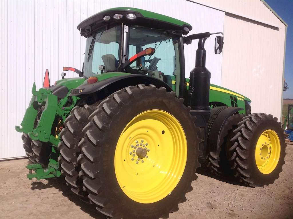 2015 John Deere 8345R Tractor For Sale, 171 Hours ...