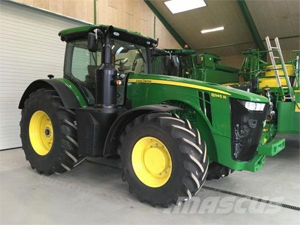 Used John Deere 8345R tractors Year: 2017 Price: $308,989 ...