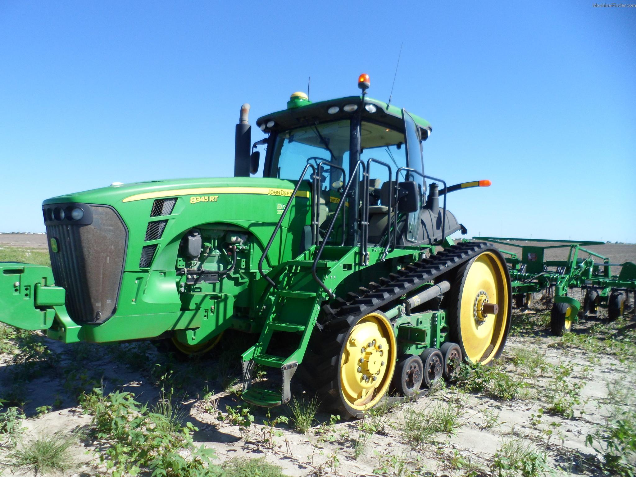 2009 John Deere 8345RT Tractors - Row Crop (+100hp) - John ...